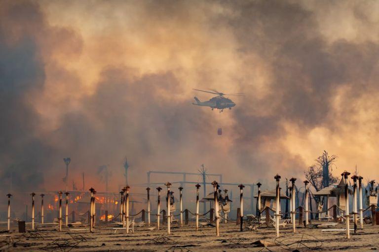 ΤΙΜΕ: «Ο πλανήτης καίγεται εδώ και ένα μήνα – δείτε τι συμβαίνει»   tovima.gr