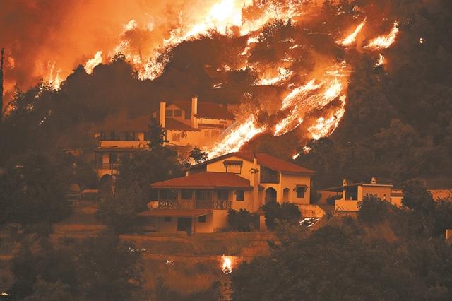 Φωτιές σε Αττική και Εύβοια – Έκθεση σοκ που προέβλεψε την καταστροφή – Οι παραλείψεις και τα λάθη | tovima.gr