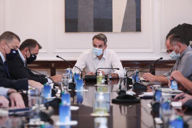 Φωτιές – Σύσκεψη στο Μαξίμου για τα μέτρα στήριξης των πυρόπληκτων και δηλώσεις Μητσοτάκη το απόγευμα | tovima.gr