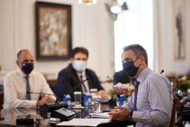 Φωτιές – Στο υπουργικό συμβούλιο οι αποφάσεις για τα μέτρα στήριξης των πυρόπληκτων | tovima.gr