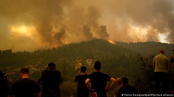 Η εγκατάλειψη της γεωργίας ευνοεί τις δασικές πυρκαγιές | tovima.gr