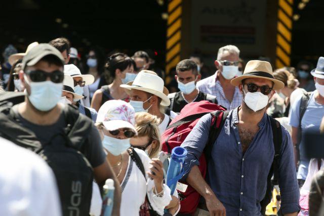 Κορωνοϊός – Οι περιοχές που παρουσιάζουν αύξηση ιικού φορτίου – Τι δείχνουν τα λύματα | tovima.gr