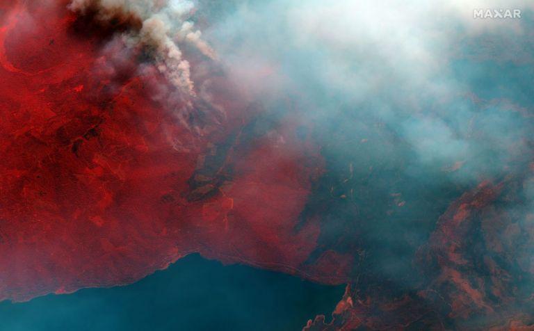 Φωτιά – Ανεξέλεγκτα πύρινα μέτωπα σε ΗΠΑ, Περού, Βολιβία, Τουρκία και Ιταλία | tovima.gr
