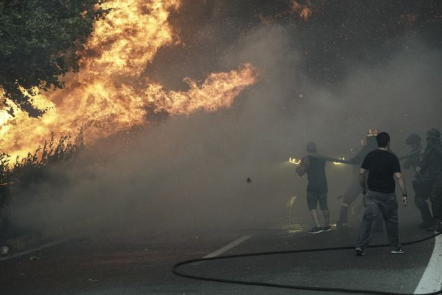 Πυρκαγιές – Εφάπαξ ενίσχυση 6.000 ευρώ στους τραυματίες – Μέριμνα για περίθαλψη των εγκαυματιών | tovima.gr