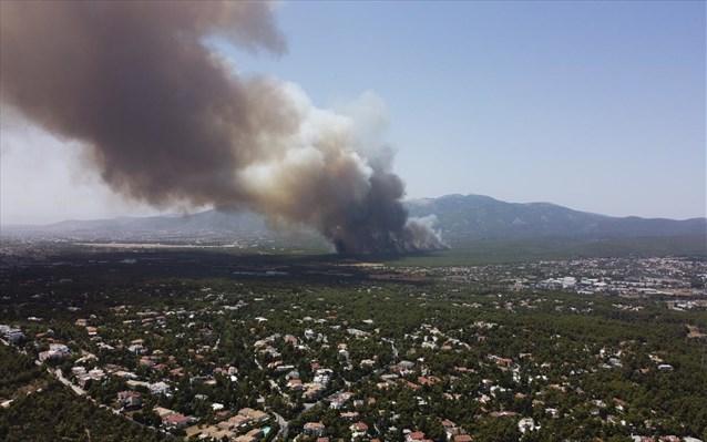 ΑΠΟΚΑΛΥΨΗ – Ο «πύρινος στρόβιλος» που κατέκαψε την Αττική | tovima.gr