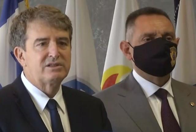 Χρυσοχοΐδης – Περαιτέρω ανάπτυξη συνεργασίας κατά του οργανωμένου εγκλήματος –  Κοινές περιπολίες Ελλήνων και Σέρβων αστυνομικών   tovima.gr