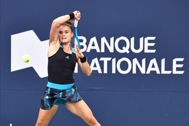 Στους 16 του Rogers Cup η Σάκκαρη   tovima.gr