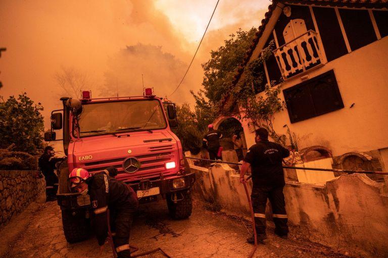 Εύβοια – Μαρτυρία εθελοντή Κυπριακής αποστολής – «Ποτέ ξανά δεν νιώσαμε τόση δυσφορία» | tovima.gr