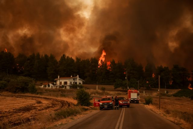 Γιατί κάηκε η Εύβοια – Ο συνδυασμός παραγόντων που προκάλεσε την καταστροφή | tovima.gr
