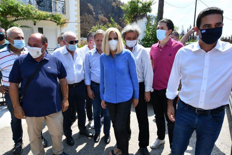Γεννηματά από Ηλεία – Το ΚΙΝΑΛ δεν θα δεχτεί λύσεις τύπου 2007, που απέτυχαν παταγωδώς   tovima.gr