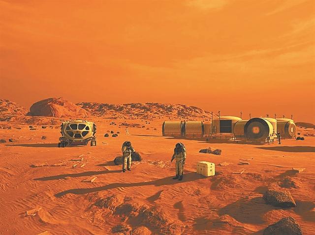 Το πείραμα της NASA για τη ζωή στον Αρη | tovima.gr