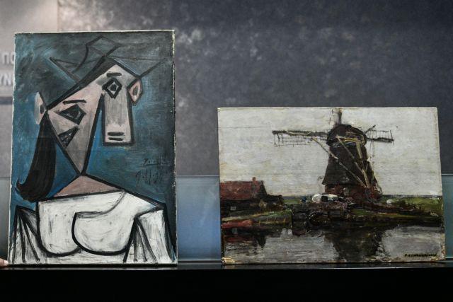 Πικάσο – Στην Εθνική Πινακοθήκη επέστρεψαν οι δύο πίνακες   tovima.gr