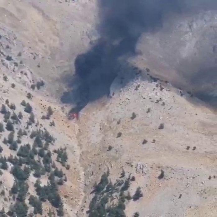 Tουρκία – Συνετρίβη ρωσικό πυροσβεστικό αεροπλάνο που επιχειρούσε στις φωτιές | tovima.gr