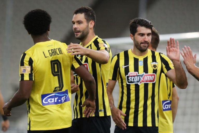 Νίκη κόντρα στη Λαμία για την ΑΕΚ, που θέλει ενίσχυση (1-0) | tovima.gr