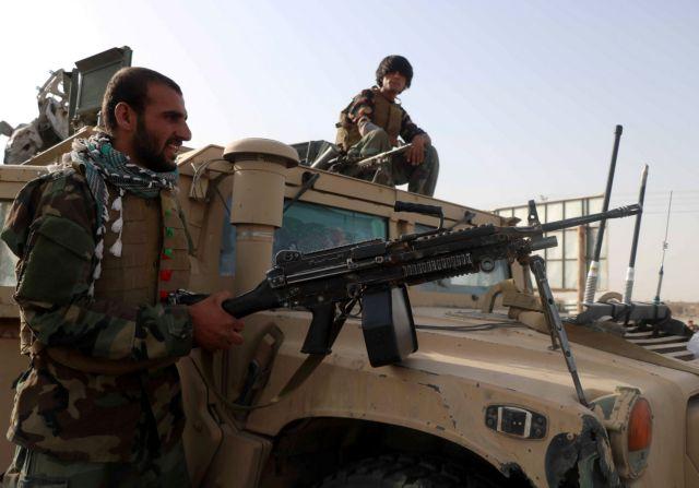 Αφγανιστάν – Μπαίνουν στην Καμπούλ οι Ταλιμπάν   tovima.gr