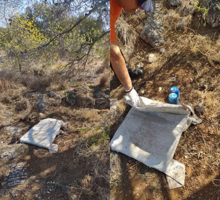 Βρέθηκαν γκαζάκια στον Υμηττό – «Η περιοχή είναι δίπλα σε σπίτια»   tovima.gr