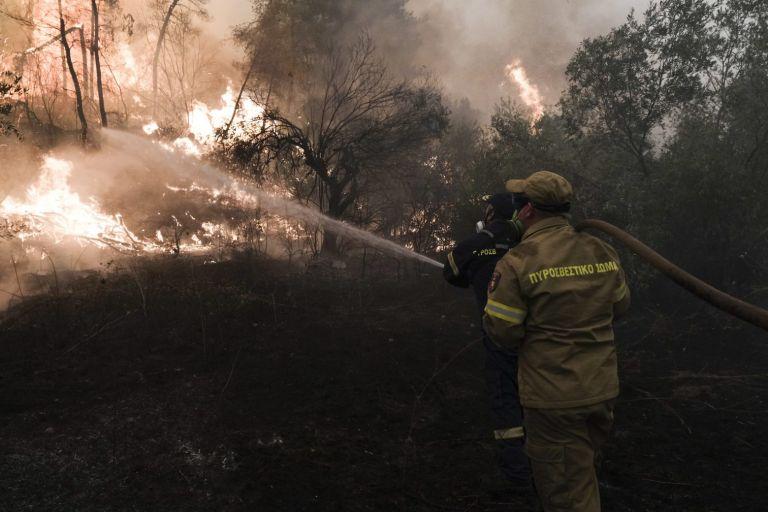 Φωτιές – Σε πορτοκαλί συναγερμό 10 περιοχές – Πού υπάρχει πολύ υψηλός κίνδυνος πυρκαγιάς τον Δεκαπενταύγουστο   tovima.gr