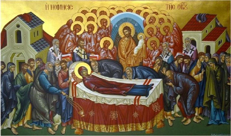 August 15 – The Orthodox Church honors the Assumption of the Virgin Mary | tovima.gr