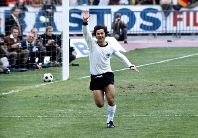 Γκερντ Μίλερ – Πέθανε ο θρύλος του γερμανικού ποδοσφαίρου   tovima.gr