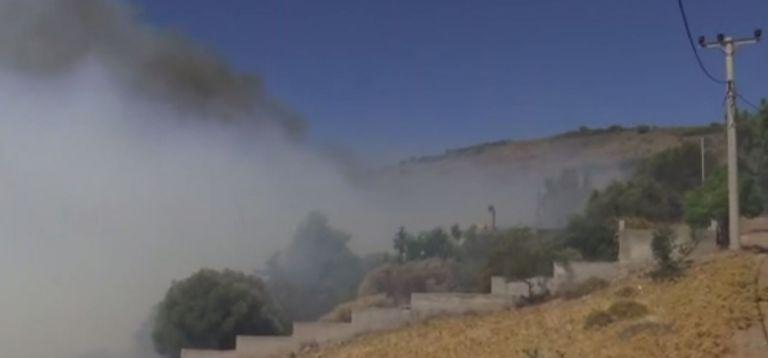 Φωτιά στο Μαρκάτι – Μήνυμα από το 112 για εκκένωση   tovima.gr