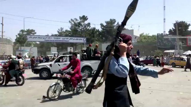 Αφγανιστάν – «Ανεξίτηλος λεκές» στην προεδρία του Μπάιντεν η άνοδος των Ταλιμπάν   tovima.gr