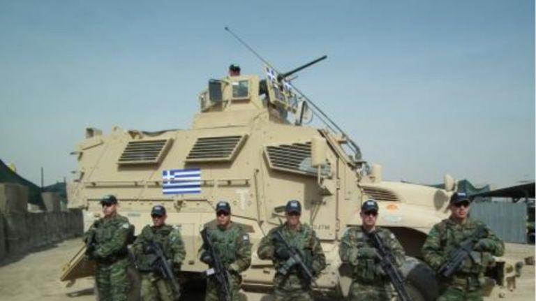 Αφγανιστάν – Οι έλληνες στρατιωτικοί στην Καμπούλ | tovima.gr