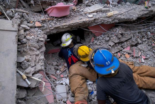 Σεισμός 7,2 Ρίχτερ στην Αϊτή – Τρομερός (προσωρινός) απολογισμός με 1.419 νεκρούς | tovima.gr
