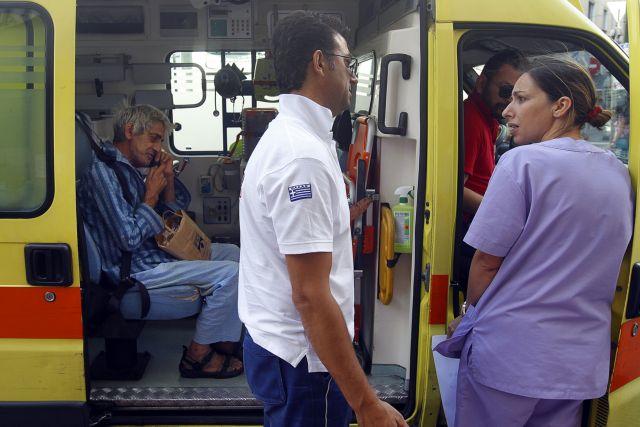 Φωτιά στα Βίλια – Σε νοσοκομεία της Αττικής μεταφέρθηκαν 14 τρόφιμοι οίκου ευγηρίας | tovima.gr