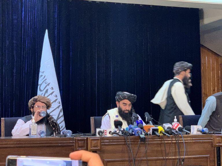 Ταλιμπάν – Ζητούν διεθνή διάσκεψη για την παροχή οικονομικής βοήθειας   tovima.gr