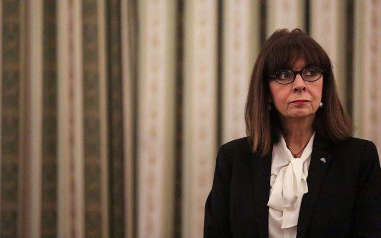 Κ. Σακελλαροπούλου – Χρέος μας να μην αγνοήσουμε τις φωνές των γυναικών από το Αφγανιστάν | tovima.gr