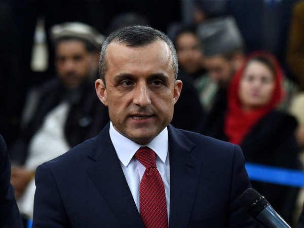 Αφγανιστάν – Ο πρώτος αντιπρόεδρος Σάλεχ λέει ότι είναι ο «υπηρεσιακός» πρόεδρος   tovima.gr