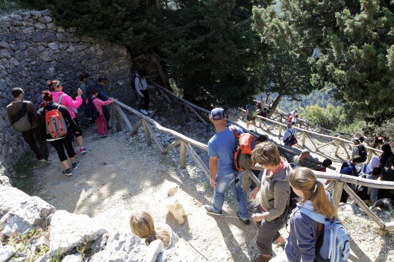Σαμαριά – Άνοιξε για τους επισκέπτες ο Εθνικός Δρυμός – Πώς θα λειτουργεί   tovima.gr