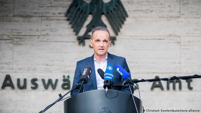 Γερμανία – Αντιπολίτευση: Να παραιτηθεί ο Μάας λόγω Αφγανιστάν   tovima.gr