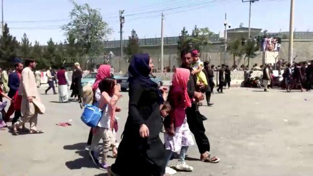 Αφγανιστάν –  «Βοηθήστε μας, έρχονται οι Ταλιμπάν» – Κραυγή αγωνίας από τις γυναίκες στην Καμπούλ | tovima.gr