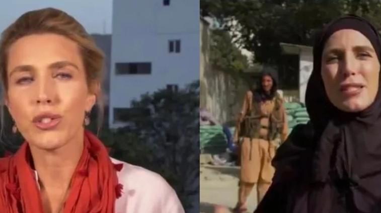 Αφγανιστάν – Η δημοσιογράφος του CNN λέει την αλήθεια για τη φωτογραφία με τη μαντήλα | tovima.gr