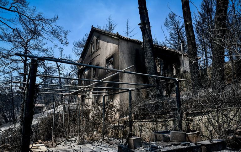 Φωτιές – Ανοίγει η πλατφόρμα για τις αποζημιώσεις των πυρόπληκτων | tovima.gr