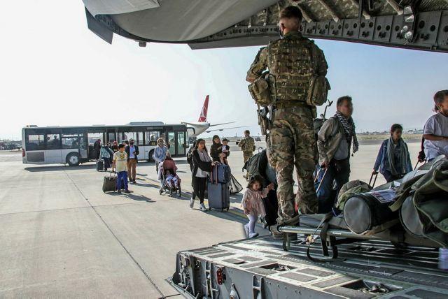 Αφγανιστάν – Συνεδριάζει εκτάκτως το ΚΥΣΕΑ υπό τον Μητσοτάκη – Ανησυχία για τις προσφυγικές ροές | tovima.gr