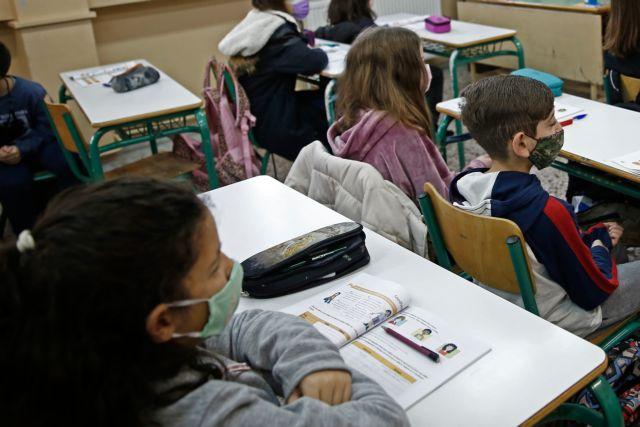 Μακρή  – Στόχος μας είναι η δια ζώσης εκπαίδευση – Τηλεκπαίδευση για εξαιρετικές περιπτώσεις | tovima.gr