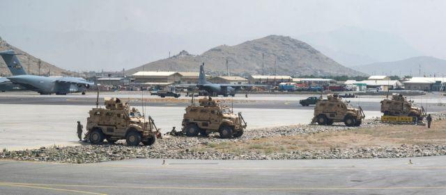 Αφγανιστάν – Ο Ερντογάν θέλει να αναλάβει την προστασία του αεροδρομίου της Καμπούλ   tovima.gr