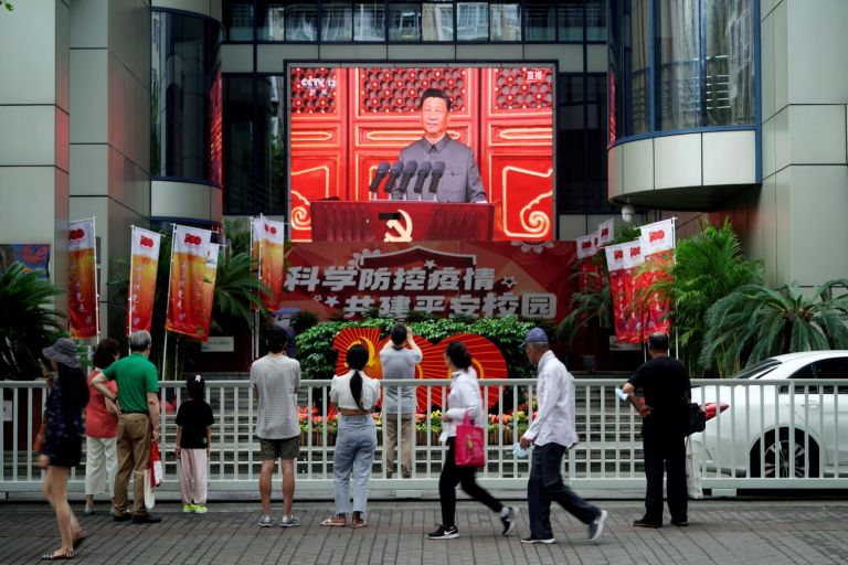 Κίνα – ο Σι Τζινπίνγκ θέλει αναδιανομή εισοδήματος και λιγότερη ανισότητα | tovima.gr