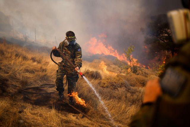Φθιώτιδα – Τα «γυρίζει» ο 14χρονος – «Δεν έβαλα εγώ τις φωτιές» | tovima.gr