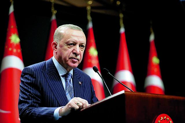Ερντογάν για Αφγανιστάν – Η ΕΕ να αναλάβει τις ευθύνες της – Δεν θα γίνουμε αποθήκη μεταναστών   tovima.gr