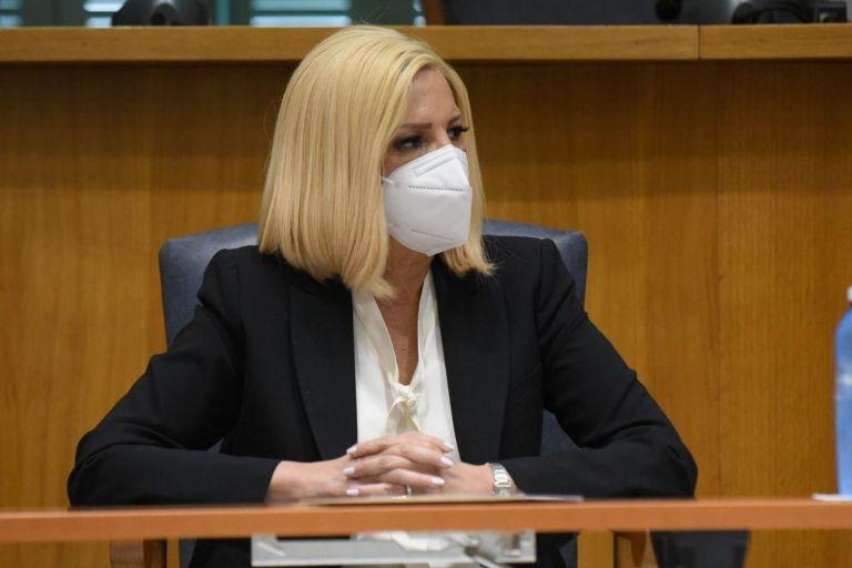Γεννηματά – Αρκετά με τα επικοινωνιακά shows – Ο κ. Μητσοτάκης ας ασχοληθεί σοβαρά με τις πυρκαγιές | tovima.gr