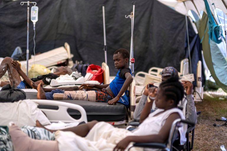 Αϊτή – Νέος ισχυρός μετασεισμός ταρακούνησε τη χώρα – Πλησιάζουν τους 2.200 οι νεκροί   tovima.gr