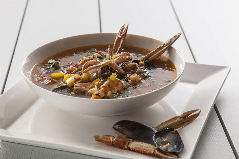 Σούπα θαλασσινών   tovima.gr