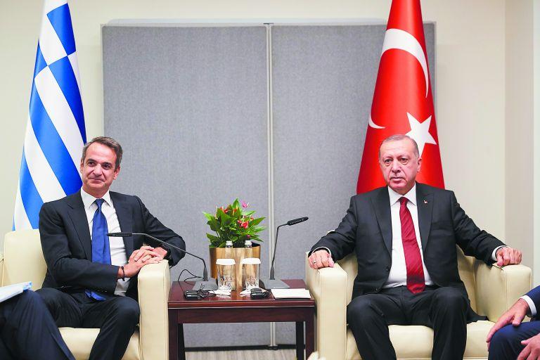 Επικοινωνία Μητσοτάκη – Ερντογάν – Τι αναφέρει η τουρκική προεδρία | tovima.gr