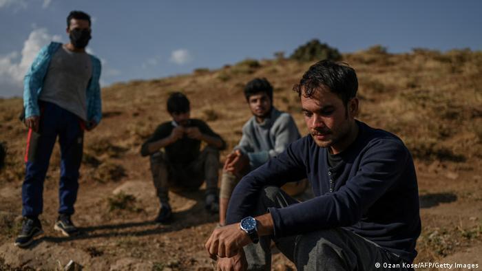 ΤΑΖ: Αφγανοί πρόσφυγες δυο ταχυτήτων | tovima.gr