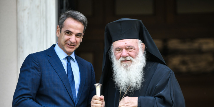 The Holy Synod's Encyclical on COVID-19 and its impact | tovima.gr
