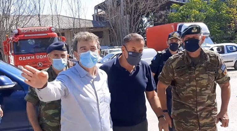Έβρος – «Τα σύνορα της Ελλάδας θα παραμείνουν ασφαλή και απαραβίαστα» | tovima.gr