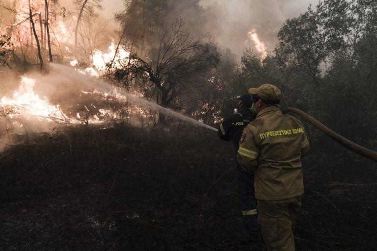 Πυρκαγιές – Ποιες οι περιοχές υψηλού κινδύνου το Σάββατο 21 Αυγούστου   tovima.gr